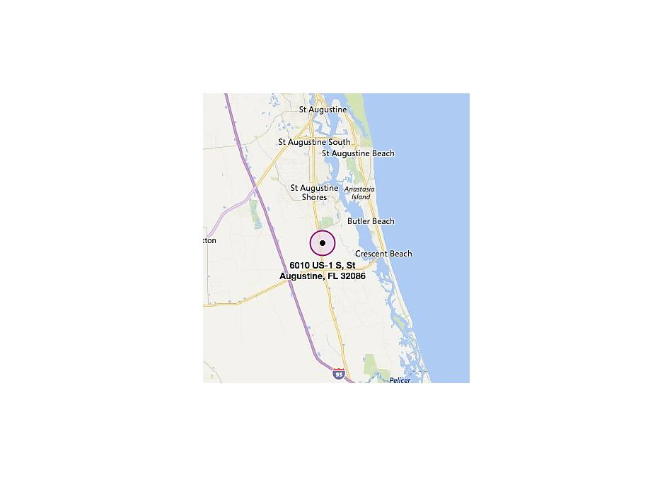 Photo of 6010 Us 1 South St Augustine, FL 32086