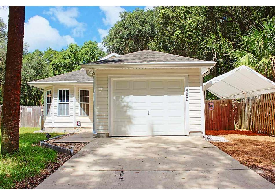 Photo of 840 Chapin St. St Augustine, FL 32084