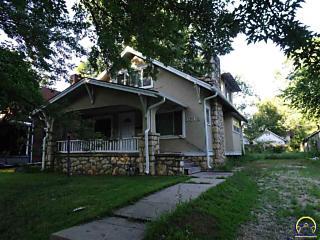 Photo of 1612 Sw Fillmore St Topeka, KS 66604